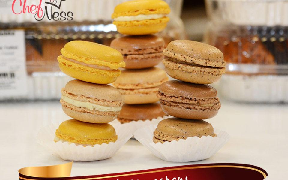 maccarons cookies chefness bakery