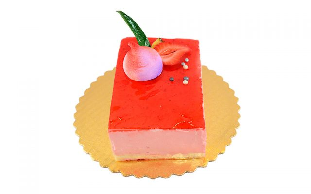 strawberry-cheesecake mousse chefness