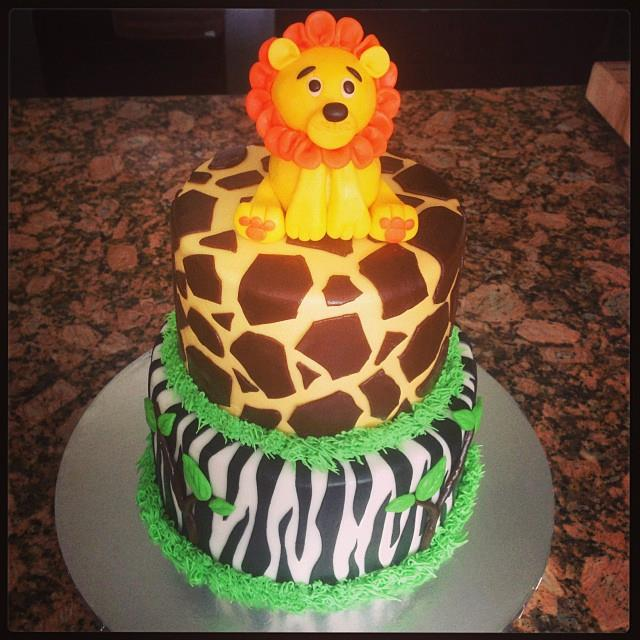 Phenomenal Lion Birthday Cake Chefnessbakery Personalised Birthday Cards Arneslily Jamesorg