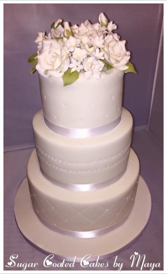 weddng cake chefness bakery