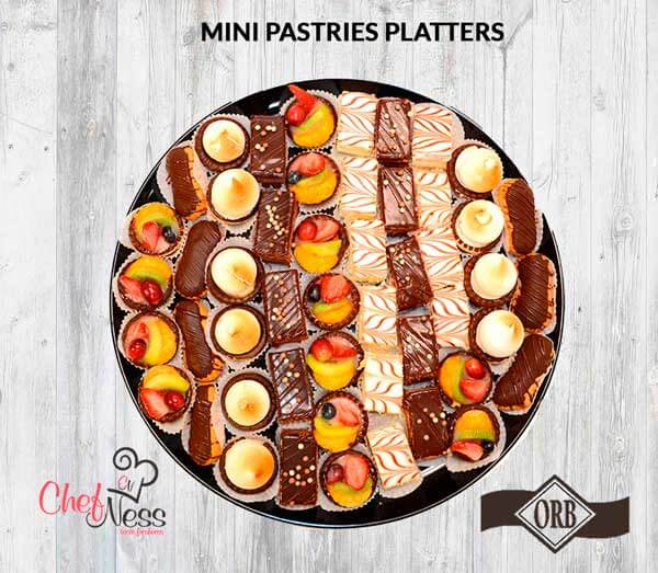 mini-pastries-kosher-platter