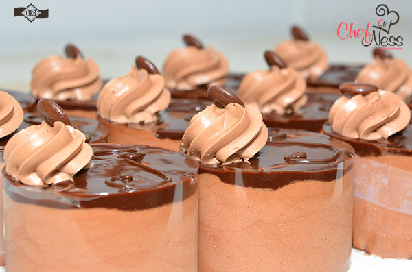 Kosher Chocolate Mousse Chefness Bakery