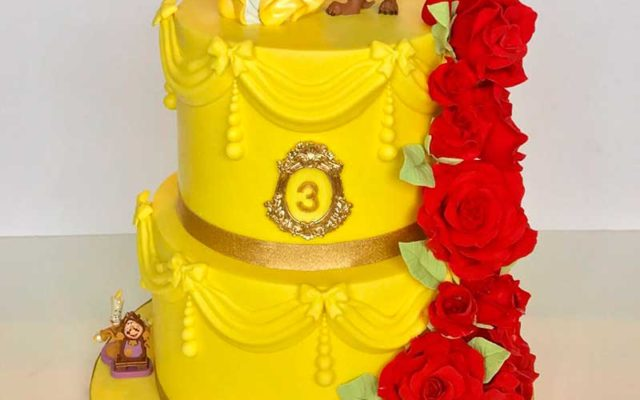 beauty-and-the-beast-kosher-cake