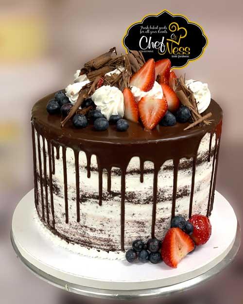 chocolate-vanilla-custom-cake-chefness-bakery