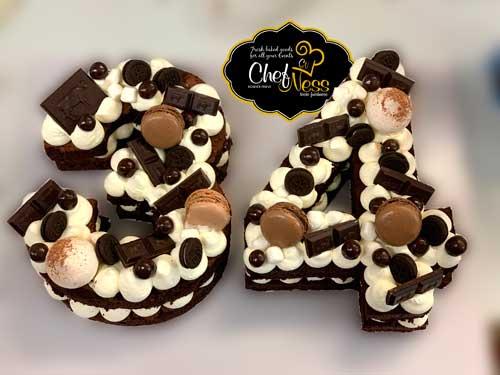 brownie-number-kosher-cake