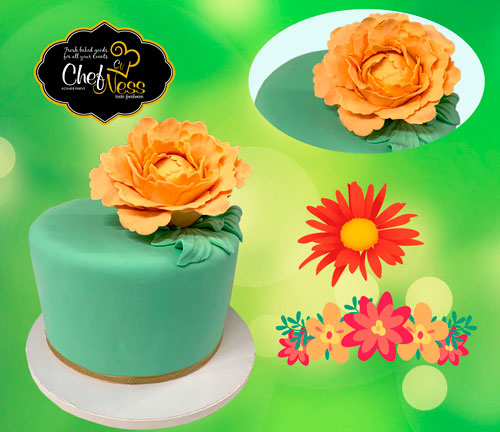 custom-green-kosher-cake-chefness-bakery-kosher-bakery-website