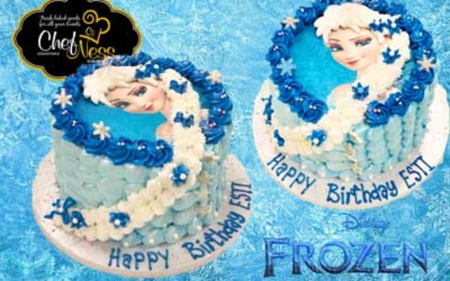 frozen_custom_cake_chefness_bakery_kosher